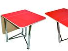 Просмотреть фотографию  Производим кухонные столы и табуреты, Хром 35864347 в Ульяновске