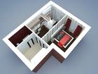 Изображение в Недвижимость Продажа квартир Предлагаем квартиру в новом строящемся клубном в Ульяновске 1548000