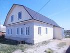 Просмотреть изображение Дома Дом без внутренней отделки в районном центре 69270864 в Ульяновске