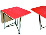Производим кухонные столы и табуреты, Хром Надоело платить за мебель низкого кач