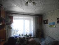 Комната в микрорайоне Пески Продам комнату в секционном общежитии на улице Пушка
