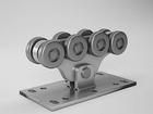 Увидеть фото Разное Комплект консольной системы для ворот, весом до 500 кг в Уссурийске 38427764 в Уссурийске