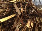 Продам дрова горбыль 4 метра 2,5куба