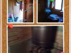 Смотреть изображение Разное Бытовка строительная б/у, переделана под баню 35255113 в Санкт-Петербурге