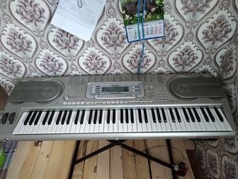 Свежее изображение Музыка, пение продам синтезатор Casio wk-3800 70246234 в Великом Новгороде