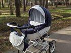 Коляска детская Bebe-mobile Santana 2-в-1