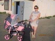 Коляска трансформер Продается детская коляска трансформер в хорошем состоянии по