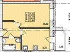 Смотреть фотографию Квартиры в новостройках Продам квартиру в новостройке 32382839 в Владимире