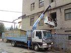 Новое фотографию Транспорт, грузоперевозки Услуги крана манипулятора, доставка, грузоперевозка 34291083 в Владимире