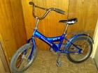 Фото в Спорт  Велосипеды колесо 16 д, колеса не травят-разумный Т в Владимире 999