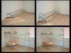 Изображение в Мебель и интерьер Разное Продаём металлические кровати эконом-класса в Губкине 1050