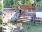 Фото в Прочее,  разное Разное Качели выполнены из профильной трубы 30*30 в Владимире 8000