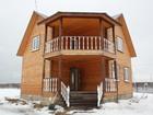 Фотография в Недвижимость Продажа домов Продается новый 2-хэтажный ДОМ в д. Финеево в Киржаче 2950000
