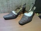 Скачать фотографию Женская обувь Туфли-босоножки, р, 37, молочный шоколад 39294840 в Владимире