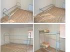 Смотреть изображение Строительные материалы Предлагаем кровати металлические для рабочих, общежитий, для комплектации бытовок 39823423 в Владимире