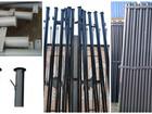 Смотреть фотографию  Столбы металлические в Истре 68823725 в Истре
