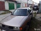 Audi 80 1.8МТ, 1987, битый, 304031км