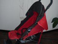 Детская коляска-прогулочная chicco echo, для одного ребенка, механизм складывани