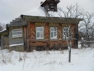 Продам дом Дом деревянный 36 кв. м, требуется ремонт печки и полы в комнате, 20
