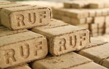 Брикеты RUF с доставкой по всей области