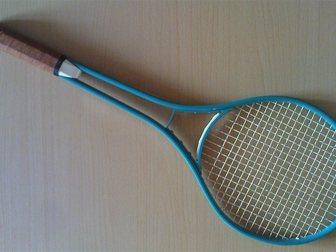 Скачать фотографию  Ракетка металлическая для большого тенниса - новая 32391485 в Владимире