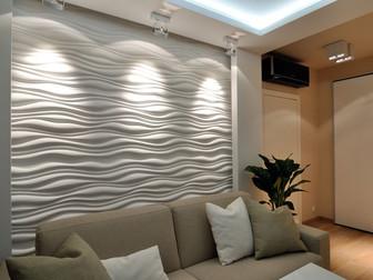 Скачать бесплатно фото  3D стеновые панели, 3D панно, 3D блоки от фабрики отделочных материалов TRIMIC 37215409 в Москве