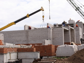Смотреть фотографию  Услуги по строительству многоэтажных жилых зданий, 38908406 в Владимире