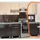 Шкафы кухонные напольный и навесной от кухни Лина