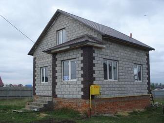 Смотреть фото Продажа домов Город Белгород, Продам Коттедж мансардного типа 80 м2, на участке 15 соток 32301488 в Белгороде