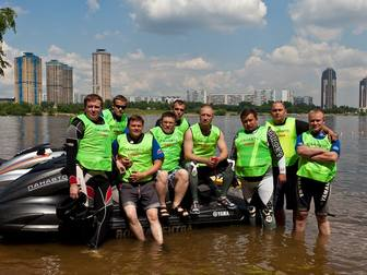 Просмотреть фото  Гонки на гидроциклах 34889069 в Москве