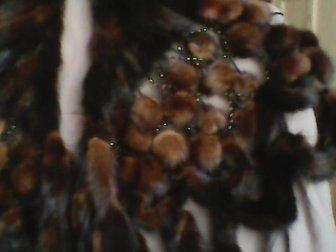 Смотреть изображение Другая техника Продам накидку из меха норки во Владивостоке 35292801 в Владивостоке