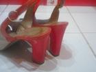 Фотография в Одежда и обувь, аксессуары Женская обувь Продаются босоножки размер 38, кожаные фирмы в Волгограде 0