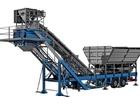 Скачать бесплатно изображение Мобильный асфальтобетонный завод Мобильный бетонный завод Nisbau Euromix 60 33923326 в Москве