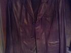 Скачать бесплатно foto  мужской кожаный пиджак 34108407 в Волгограде