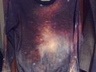 Скачать бесплатно изображение  Толстовка, Принт: космос, звездное небо, галактика, 34108591 в Волгограде