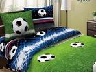 Увидеть фото  Комплект детского постельного белья Футбол 39346612 в Волгограде