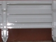 Кузов тентованый( Газель 3302,33023,330202) Комплект: платформа, борта, дуги, ст