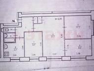 Продается интересная 4-к квартира Продается интересная 4-к квартира на 1 этаже 5