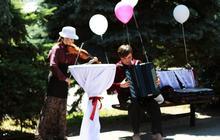 живая скрипка на мероприятии, свадьбе, выездной регистрации