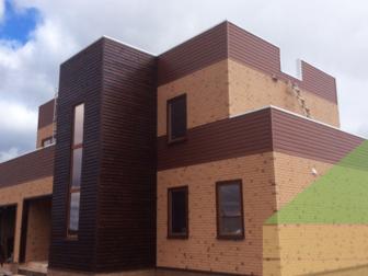 Свежее фотографию Строительные материалы Фасадные панели Docke (в ассортименте) 82987397 в Волгограде