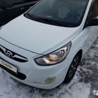 Hyundai Solaris 1.4AT, 2014, 114000км