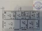 Просторная светлая квартира на 1 этаже пятиэтажного дома 198