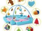 Замечательный развивающий коврик «Сказка» для самых маленьких