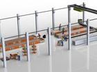 Просмотреть foto Строительные материалы Технологическая линия по производству световых опор св 56133482 в Вологде