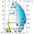 Коленчатый подъемник Haulotte HA 20 PX(от 1сут, )
