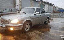 ГАЗ 31105 Волга 2.3МТ, 2004, 300000км
