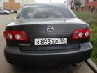 Седан Mazda в Воронеже фото