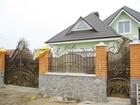 Смотреть foto  Кованые ворота и калитки 39605651 в Воронеже