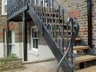 Смотреть изображение  Металлические лестницы, кованые лестницы, кованые перила 39733785 в Воронеже