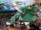 Санки-коляска Ника Детям 7-3